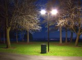 Park Lights At First Light 20100420