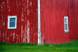 Two Barn Windows 16168