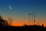 Dawn Moon 20100511