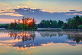 Rideau River Sunrise 20100520