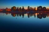 Rideau Canal At Dawn 16450-1