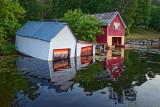 Sinking Boathouse 17002