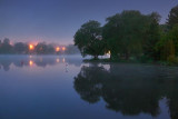 Foggy First Light 20100605