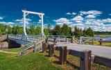 Kilmarnock Lock Bridge 17329
