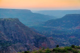 Palo Duro Canyon Dawn 20071104-71199