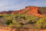 Caprock Canyons Panorama 71666-7