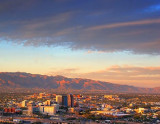 Tucson At Sunset 87574