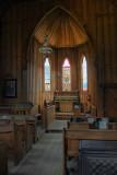 Inside St. Saviour's