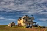 Farmhouse Outside of Rosalia