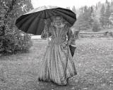 La dame en gris.