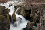 Sunwapta Falls (Landscape)