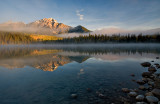 Early Morning at Patricia Lake