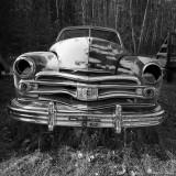 Classic Dodge (B&W)