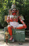 Karuppusami. Ayyanar temple on the way to Pondichery. http://www.blurb.com/books/3782738