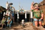 Muthiah Swami temple in Kochadai  near Madurai. http://www.blurb.com/books/3782738