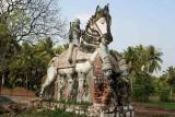 Karumbu Ayyanar temple on the way to Salem. http://www.blurb.com/books/3782738