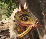 At a small Ayyanar temple in Amma Playam near Salem. http://www.blurb.com/books/3782738
