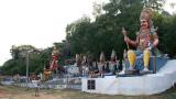 Huge Ayyanar statues at a temple in Mallur near Salem. http://www.blurb.com/books/3782738