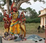 Kaliamman temple near Salem. http://www.blurb.com/books/3782738