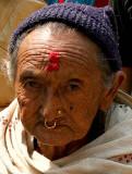 At Dakshinkali, Nepal.