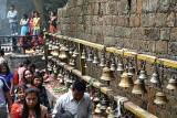 At Dakshinkali temple, Nepal.