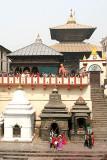 Pashupatinath temple, Nepal.