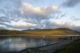 Sunrise at Lake Te Anau, New Zealand