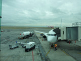Our jet to Queenstown