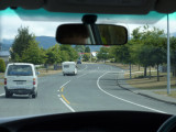 Arriving into Te Anau