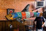 Fish at the Anchor Inn, Wichita, KS