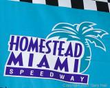 NASCAR's last race of 2007 at Homestead