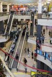 Deira City Centre, Escalators