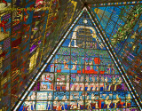 Wafi, Stained Glass Pyramid