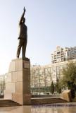 Statue of Heydar Aliyev