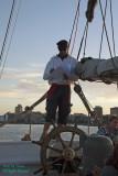 Smooth sailin!