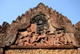 Banteay Srei-Cambodge