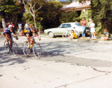 Cats Hill 2. Greg LeMond & Wayne Stetina