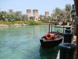 Madinat Jumeirah - souq nuansa Arab