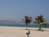 Fujairah Beach - ternyata cantik juga pantainya