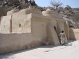 Old Mosque - Al Bidiah build in 1400