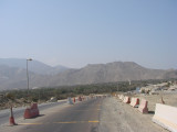 Road to Dibba