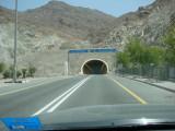 terowongan panjang di wilayah Fujairah