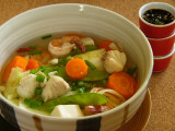 Sup Seafood Sayuran
