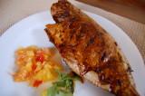 Ikan Bakar Saus Tiram