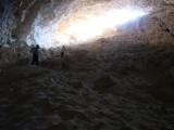 Musfer Rawda Rasheed sinkhole, quite large tube
