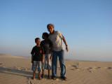 with Somali boys