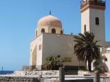 A small Mosque in Jeddah Corniche