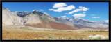 Eastern Sierra Mountain Range (pano)
