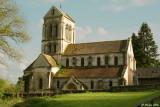 Eglise du XII ème siècle de Lierval: Petite commune de 130 habitants dans le département de l'Aisne
