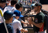 Meeting a Big Leaguer
